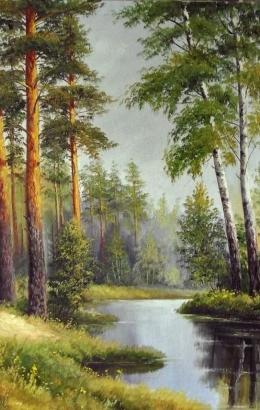 风景油画-ID:4026954