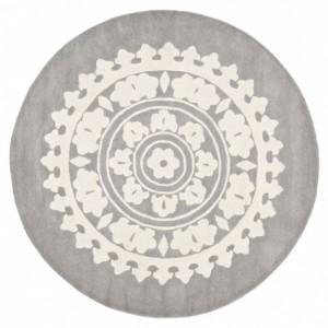 圆形地毯-ID:4003250