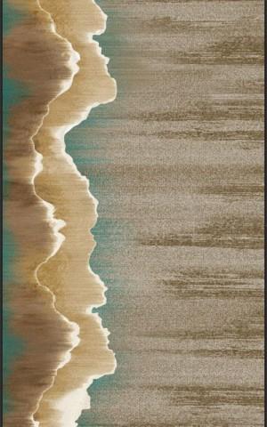 q36新中式风格地毯 水墨融合东方元素 贴图 软装设计方案素材资料-淘宝网-ID:4003302