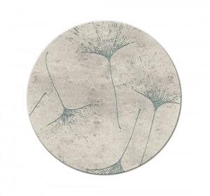 圆形地毯-ID:4003306