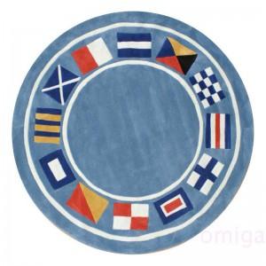 圆形地毯-ID:4003603
