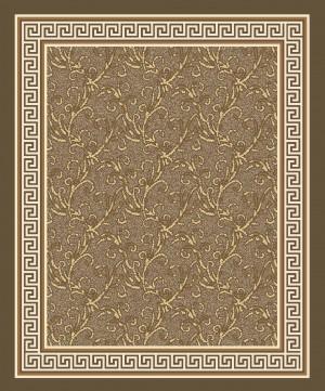 中式地毯-ID:4003814
