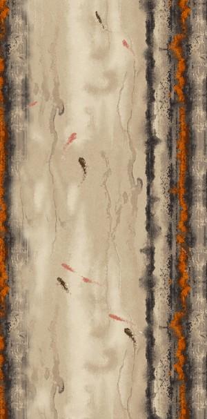 地毯之水墨新中式-ID:4003869