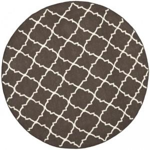 圆形地毯-ID:4004367