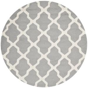 圆形地毯-ID:4004411