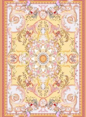 欧式地毯-ID:4004593