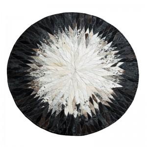 圆形地毯-ID:4005366