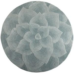 圆形地毯-ID:4005622