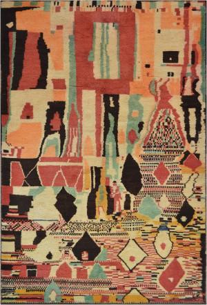 欧式地毯-ID:4005623