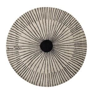 圆形地毯-ID:4005977