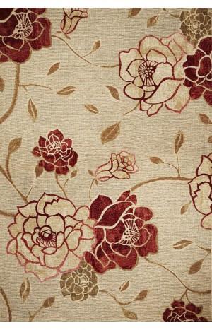 中式古典花纹地毯贴图素材-ID:4006138