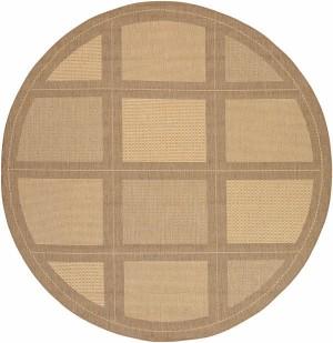 圆形地毯-ID:4006936