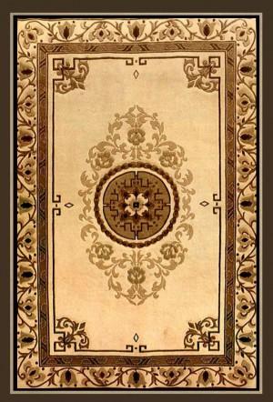 中式地毯-ID:4007041