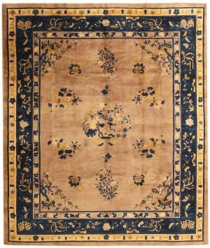 中式纹样地毯-ID:4007186