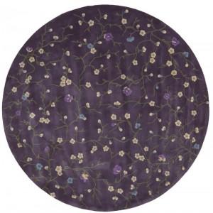 圆形地毯-ID:4007425