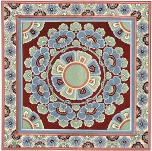 欧式地毯-ID:4007596
