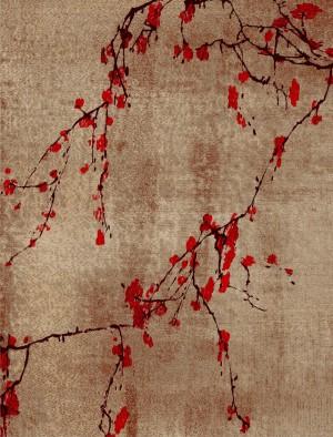 新中式地毯-ID:4007686