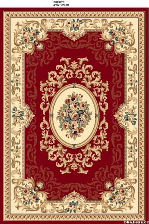 欧式地毯-ID:4007688