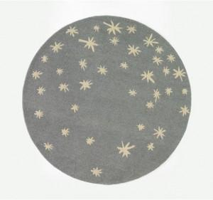 圆形地毯-ID:4007690