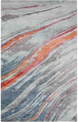 客厅时尚抽象地毯贴图-ID:4008322