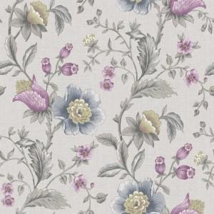 田园花纹壁纸-ID:4013736