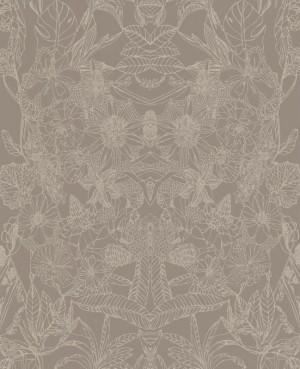 欧式花纹壁纸-ID:4013872