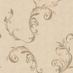 欧式花纹壁纸-ID:4013874