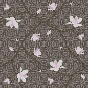 田园花纹壁纸-ID:4013910