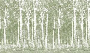 现代植物图案花纹壁纸-ID:4014693