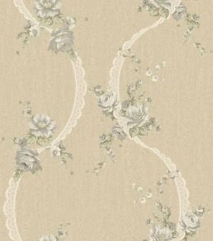 田园花纹壁纸-ID:4014883