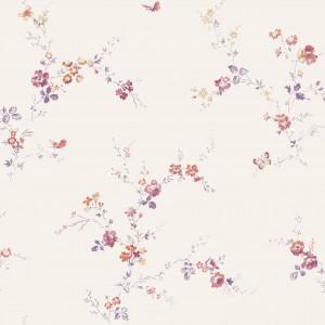 田园花纹壁纸-ID:4015420