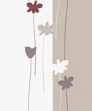 现代植物图案花纹壁纸-ID:4016183