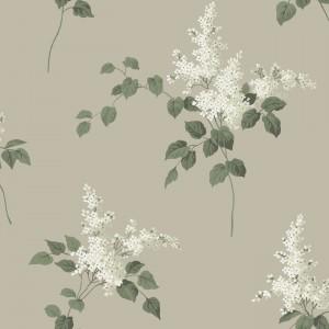 田园花纹壁纸-ID:4016691