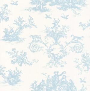 田园花纹壁纸-ID:4016839