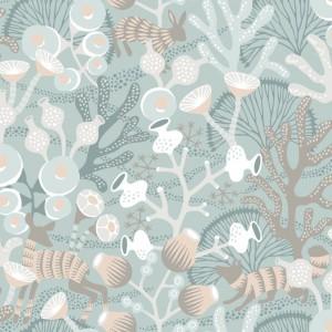 田园花纹壁纸-ID:4017637