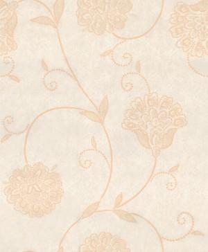 现代植物图案花纹壁纸-ID:4017743