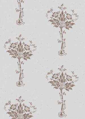 欧式英伦田园花纹壁纸-ID:4017973