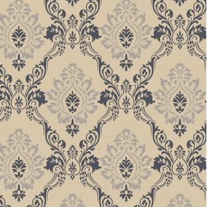 欧式花纹壁纸-ID:4018025