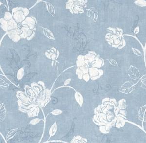 现代植物图案花纹壁纸-ID:4018442