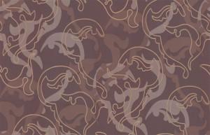 欧式花纹壁纸-ID:4018483