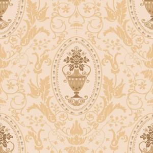 欧式花纹壁纸-ID:4018503