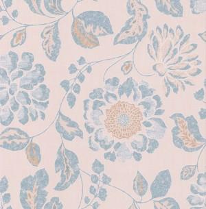 现代植物图案花纹壁纸-ID:4018703