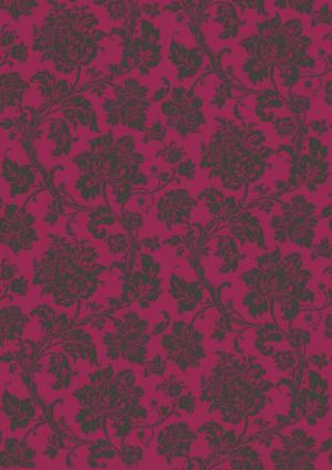 欧式英伦田园花纹壁纸-ID:4018994