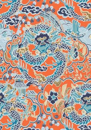 中式花纹壁纸-ID:4021941