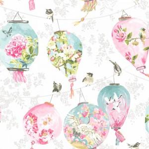 中式花纹壁纸-ID:4021961