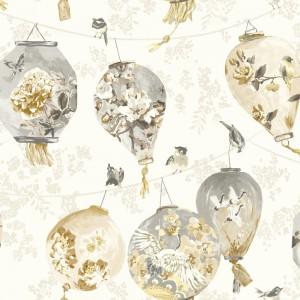 中式花纹壁纸-ID:4022015