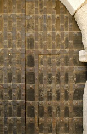 带镶嵌的残旧木-ID:4023690