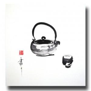 新中式装饰画-ID:4025042