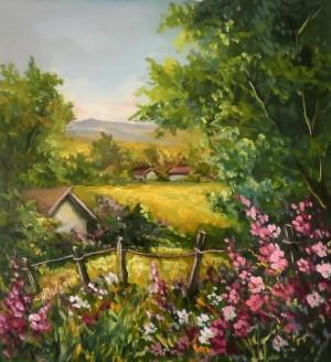 风景油画-ID:4025424