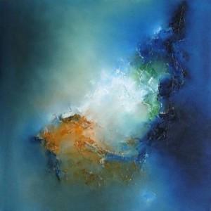 现代抽象画-ID:4027723